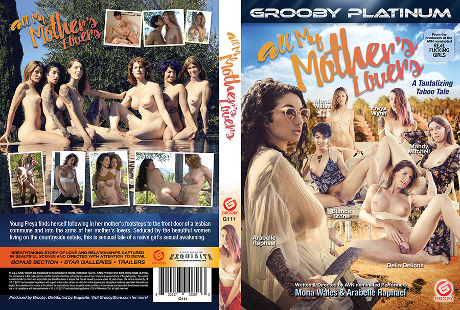 All My Mother's Lovers DVD Cover